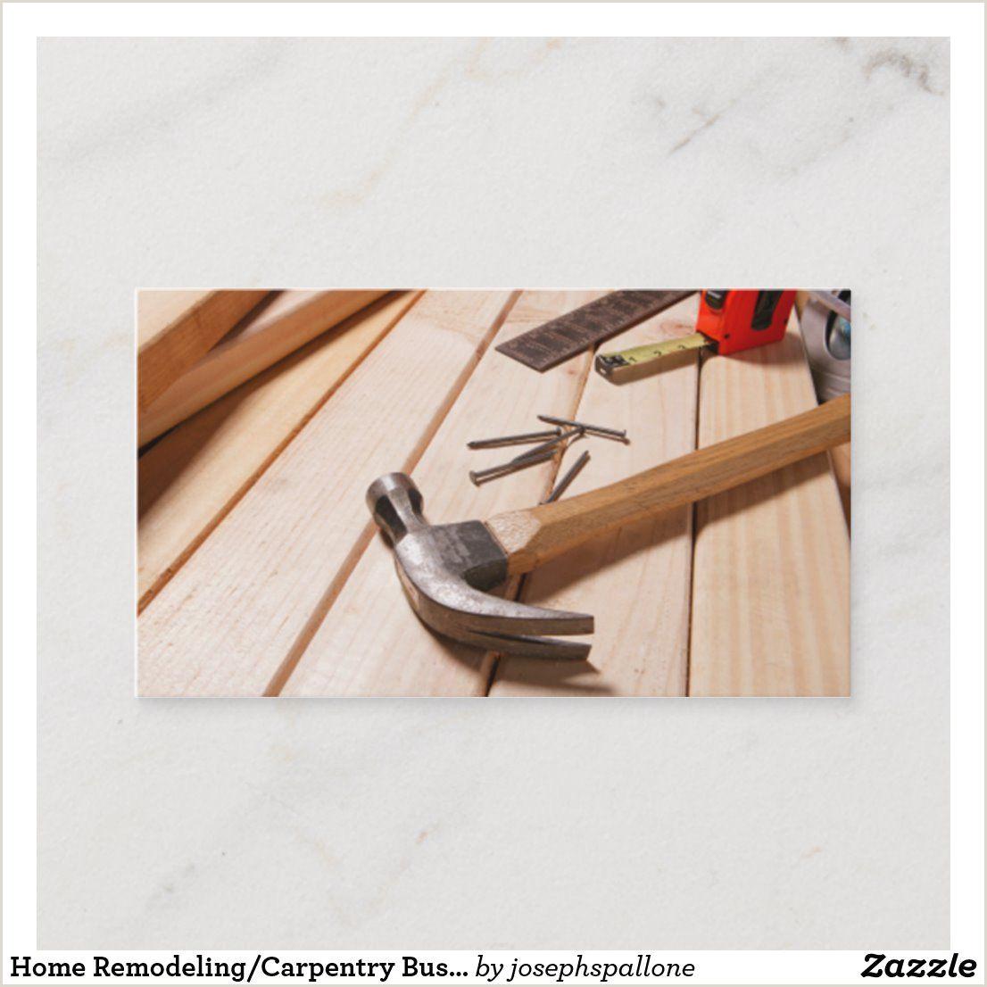 Best Business Cards For Carpenters Carpenter Business Card Templates