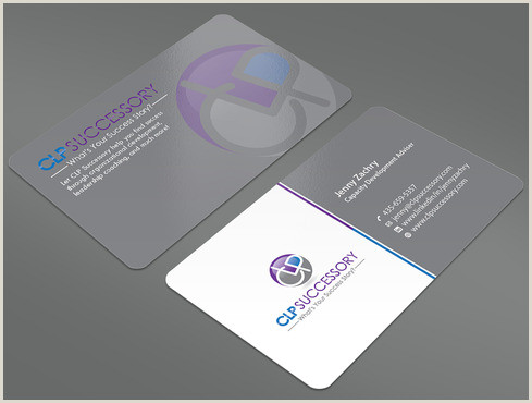 Best Business Cards For Consultants Organizational Development Consultant Business Card By