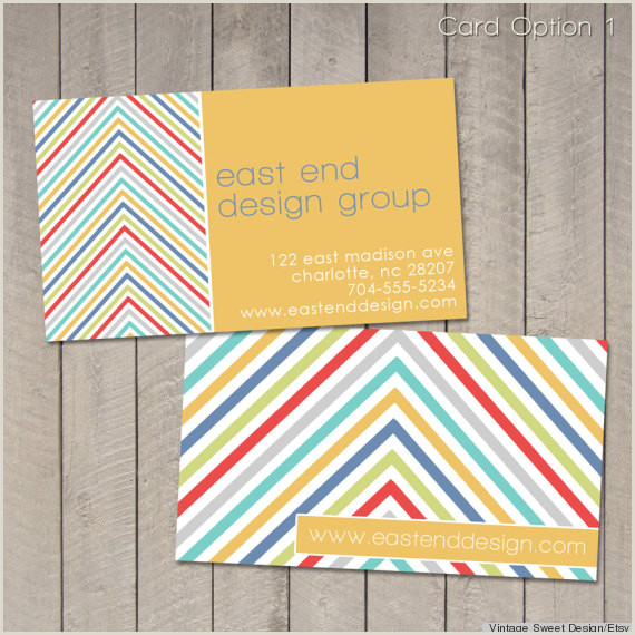 Best Business Cards For Etsy 10 Printable Business Cards From Etsy That Are Anything But