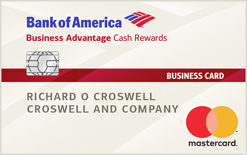 Best Business Cards For Fair Credict Small Business Credit Cards From Bank Of America