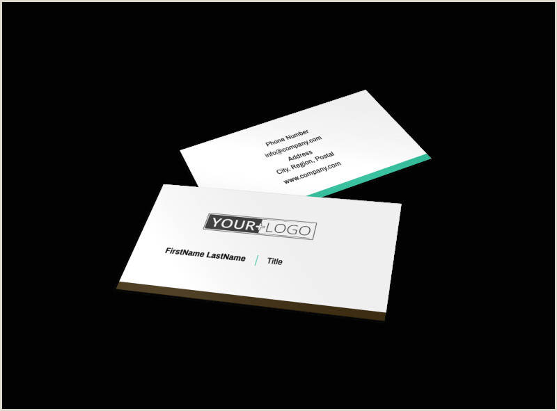 Best Business Cards For Financial Advisor Financial Consultant Services Business Card Template
