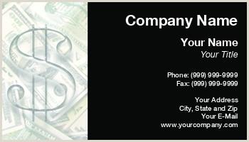 Best Business Cards For Financial Advisor Investment Advisor Business Cards