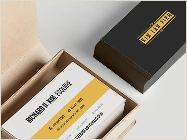 Best Business Cards For Lawyers 40 Awesome Lawyer Business Card For Your Inspiration