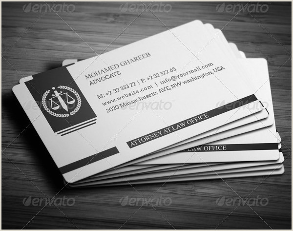 Best Business Cards For Lawyers Lawyer Business Card Template 23 Free & Premium Download