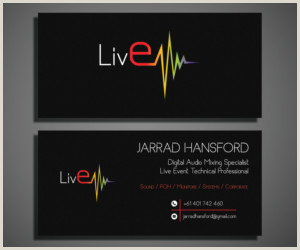 Best Business Cards for Multi-colored Logo Colourful Business Cards