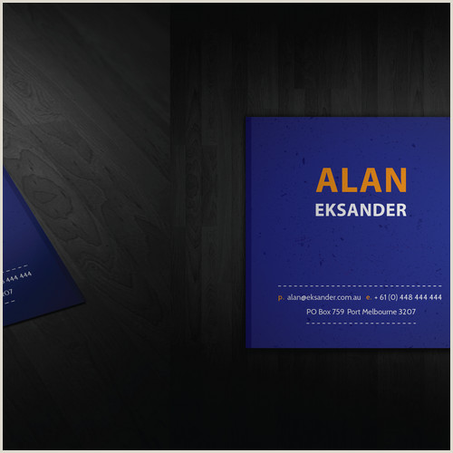 Best Business Cards For Multiple Owners Create A Business Card For Entrepreneur With Multiple
