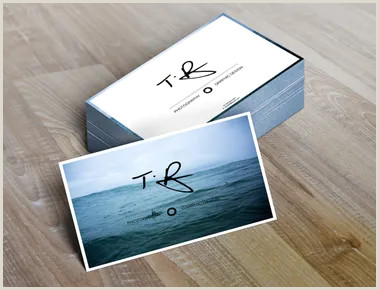 Best Business Cards For Photographer 40 Creative Graphy Business Card Designs For Inspiration