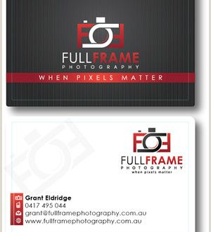 Best Business Cards for Photographer Grapher Business Cards