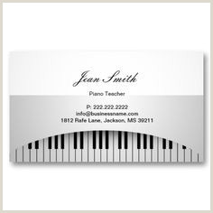 Best Business Cards For Piano Teacher 20 Best Piano Teacher Business Cards Images