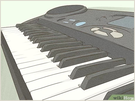 Best Business Cards For Piano Teacher 3 Ways To Teach Yourself To Play The Piano Wikihow