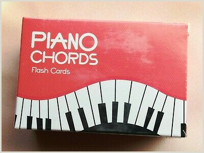 Best Business Cards For Piano Teacher Keyboard & Piano Flash Cards