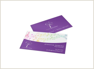 Best Business Cards For Piano Teacher Piano Lessons Business Card Template