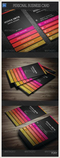 Best Business Cards For Professional Women 40 Best Cmyk Images