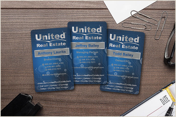 Best Business Cards For Realtors The Top 20 Unique Realtor Plastic Business Cards