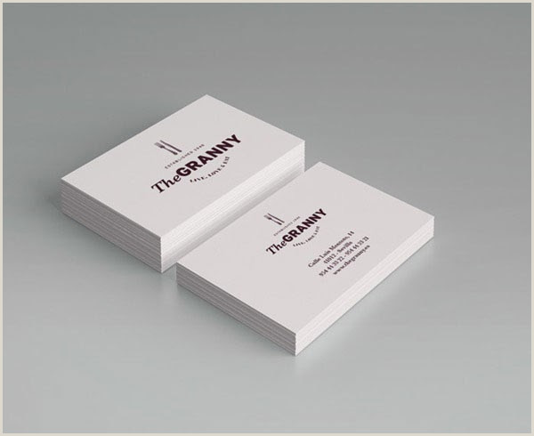 Best Business Cards For Restaurants 20 Effective Restaurant Business Card Design Ideas Jayce O