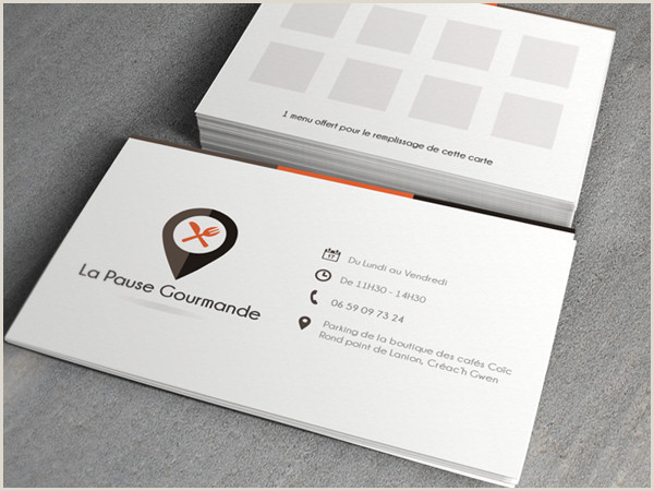 Best Business Cards For Restaurants 25 Restaurant Business Cards Designs Inspirationfeed