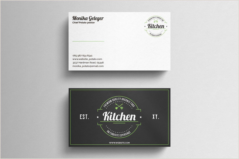 Best Business Cards For Restaurants 30 Delicate Restaurant Business Card Templates