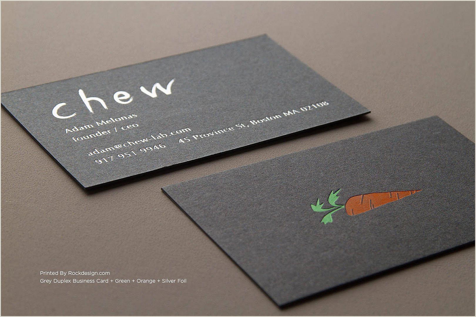 Best Business Cards For Restaurants Awesome Restaurant Business Card Design