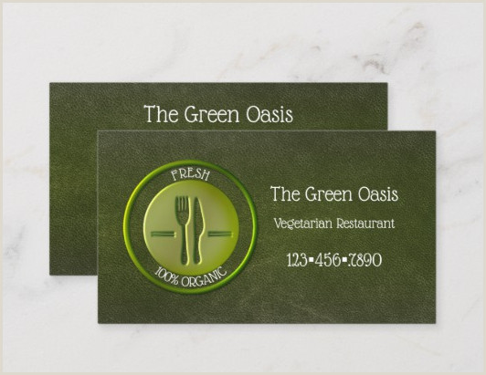 Best Business Cards For Restaurants Top 27 Restaurant Business Card Designs From Around The Web