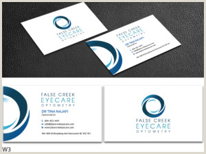 Best Business Cards For Retina Specialist Optometrist Business Cards