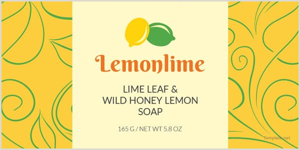 Best Business Cards For Soap Labels Free Soap Label Template Pensandpieces