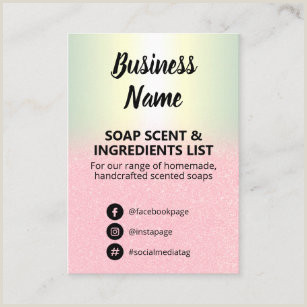 Best Business Cards For Soap Labels Soap Business Cards Business Card Printing