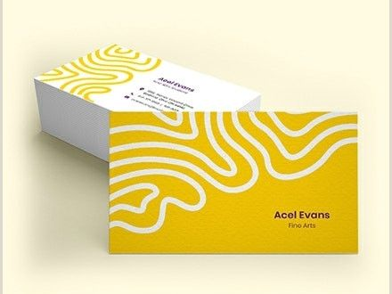 Best Business Cards for Students 7 Student Business Card Templates Psd Ai Apple Pages