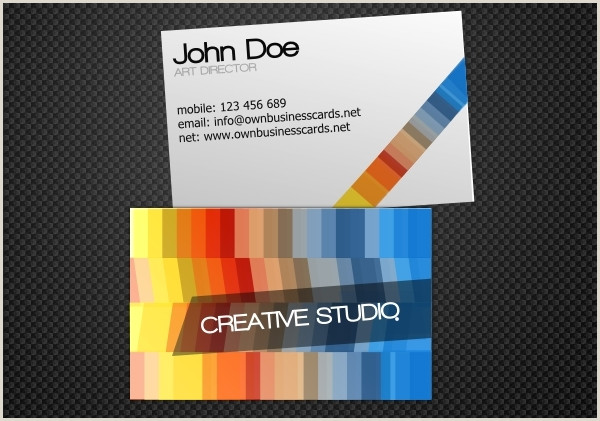 Best Business Cards For Teachers And Educators? 35 Quality Business Card Design Templates For Free