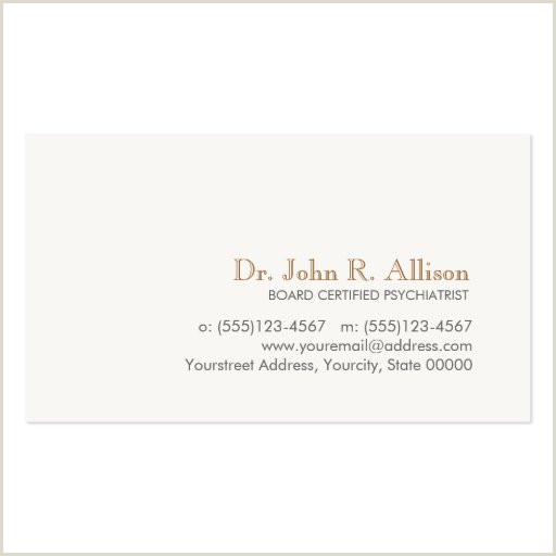 Best Business Cards For Therapists Psychology Business Card Templates