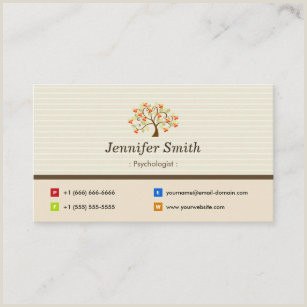 Best Business Cards For Therapists Psychotherapy Business Cards Business Card Printing