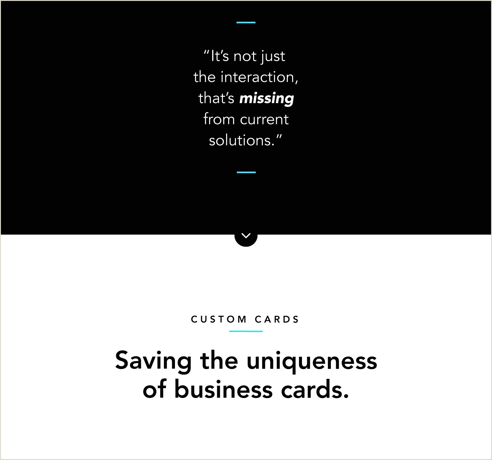 Best Business Cards For Ux Researchers The Future Of The Business Card Ui Ux Bachelor Thesis On