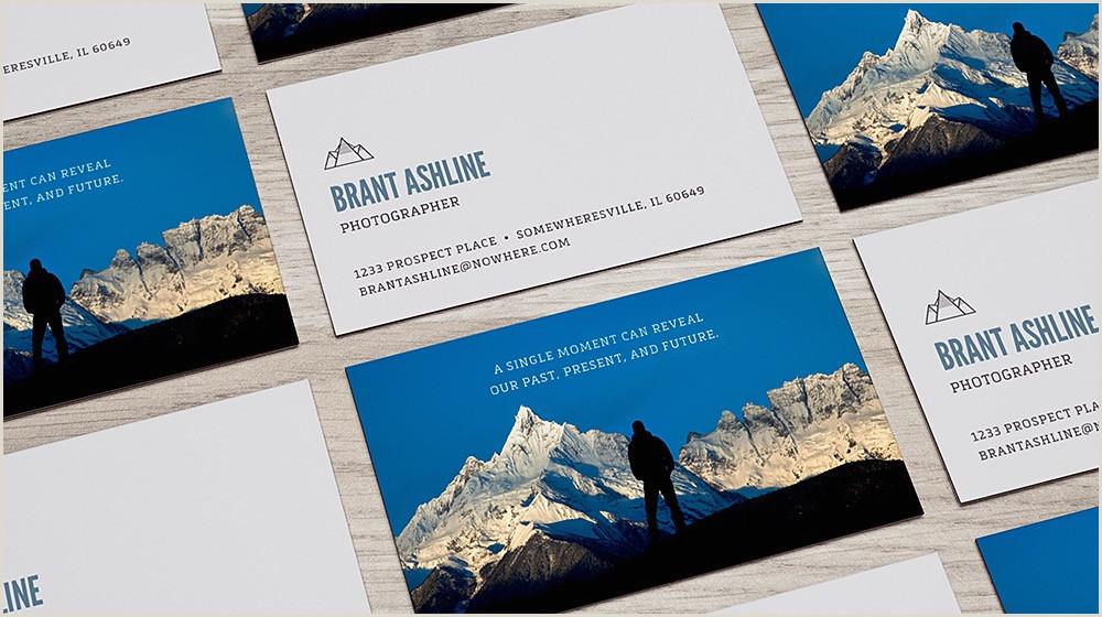 Best Business Cards For Videogrpaher.editor Business Card Setup