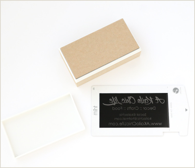 Best Business Cards For Watercolor Artists Diy It Watercolor Business Cards A Kailo Chic Life