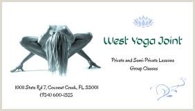 Best Business Cards For Yoga Studio 420 Yoga Business Card Customizable Design Templates