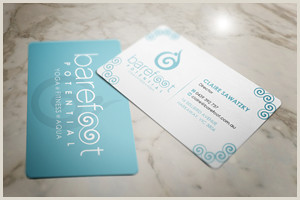 Best Business Cards For Yoga Studio Yoga Business Cards