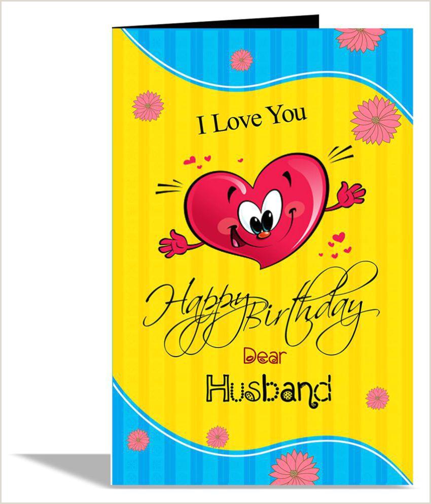Best Business Cards? Happy Birthday Dear Husband Greeting Card