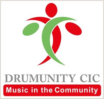 Best Business Cards In San Diego, Ca Sandiweb.com Drumunity Cic Logo 2