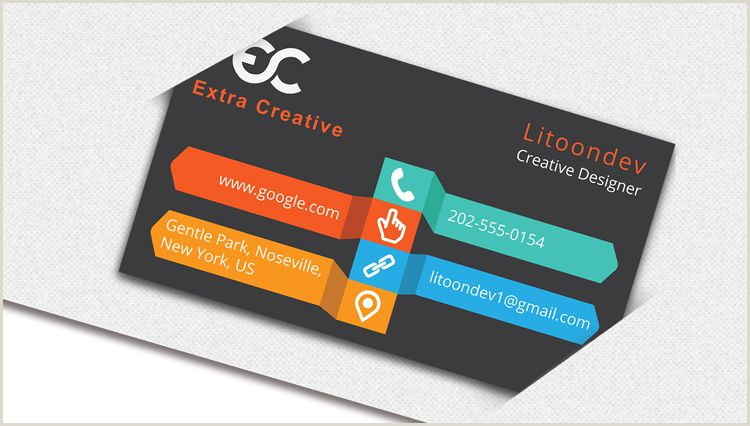 Best Business Cards It Free Business Card Design Download Metakave