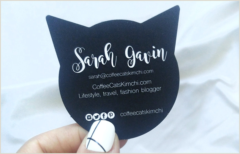 Best Business Cards Korean How I Printed Business Cards In Seoul Coffee Cats Kimchi