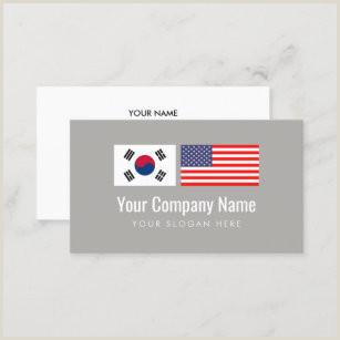 Best Business Cards Korean Korea Business Cards Business Card Printing