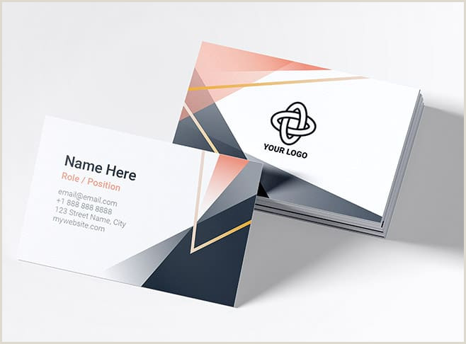 Best Business Cards Maker Business Cards Upload For Free Or Design By Yourself