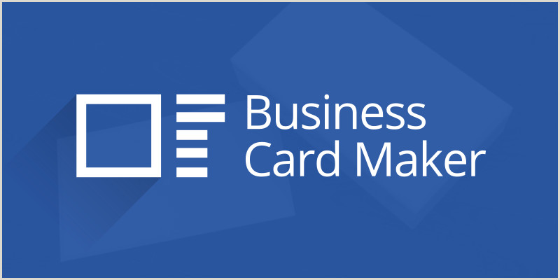 Best Business Cards Maker Free Business Cards In Seconds Easy To Customize Using High