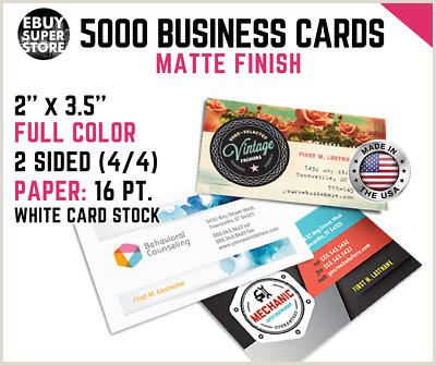 Best Business Cards Matte Finish 5000 Full Color Business Cards Matte Finish Best Price