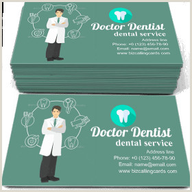 Best Business Cards Medicare ✅ 105 Medicine & Healthcare Business Card Examples