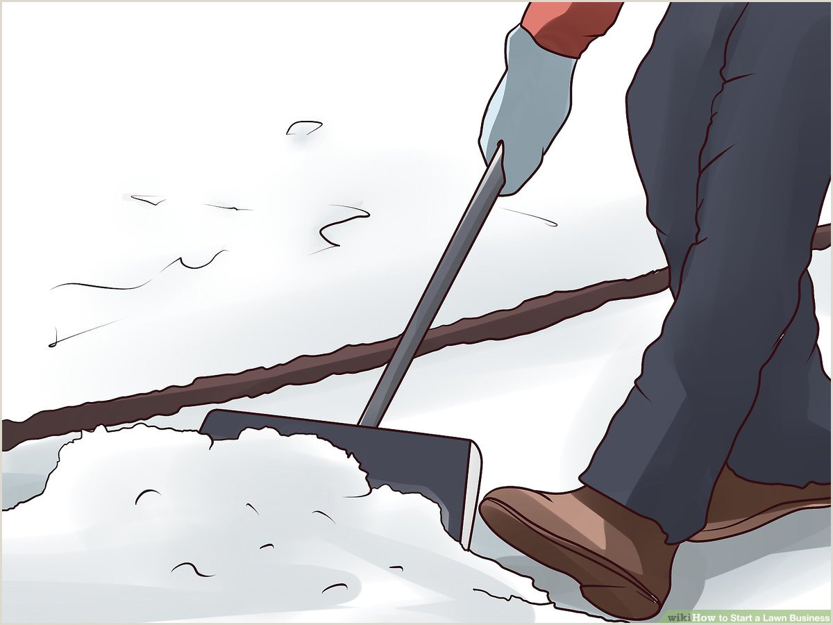 Best Business Cards Medicare How To Start A Lawn Business With Wikihow