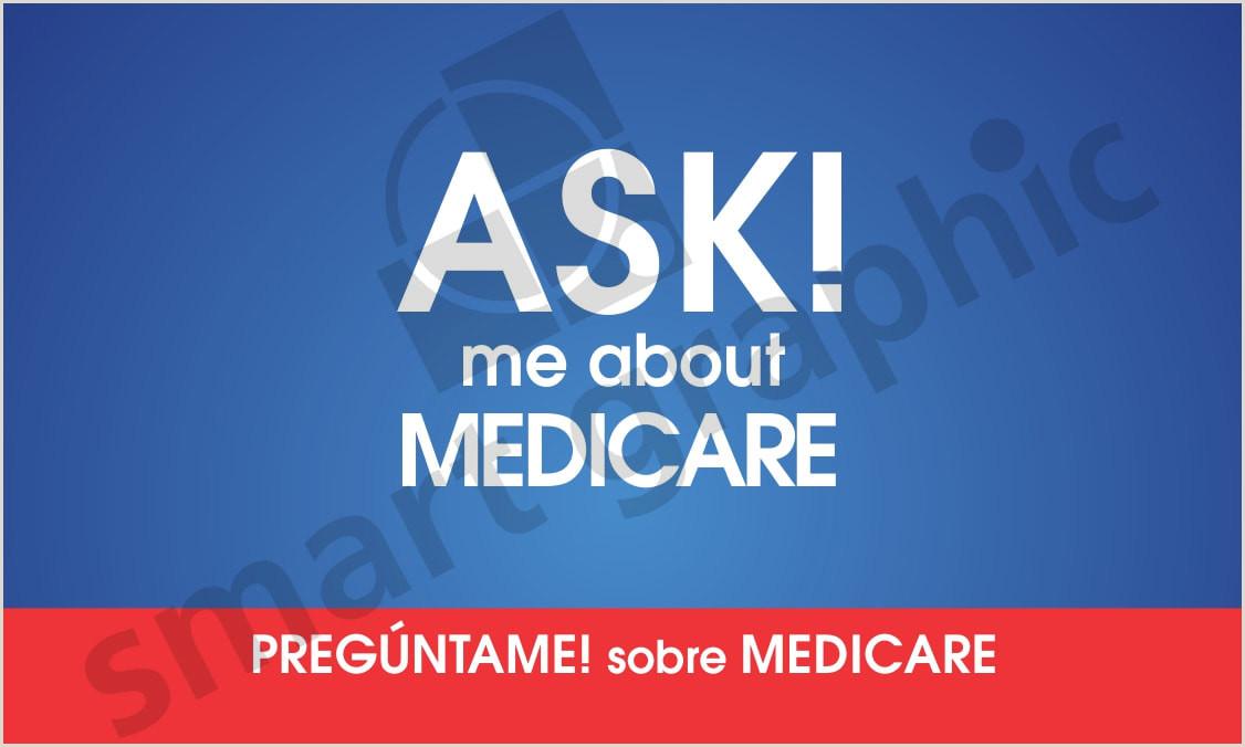 Best Business Cards Medicare Medicare Business Cards New Univista Marketing