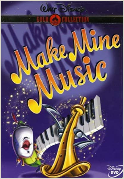 Best Business Cards Musician Amazon Make Mine Music Disney Gold Classic Collection