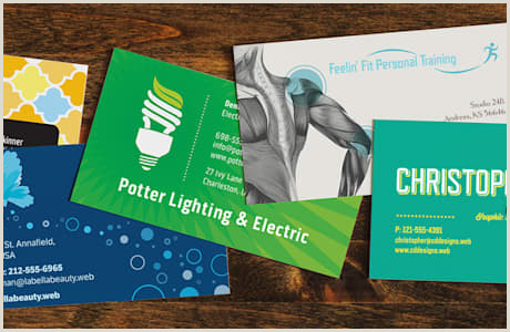 Best Business Cards On Vistaprint Business Cards Design Print Your Business Card Online I