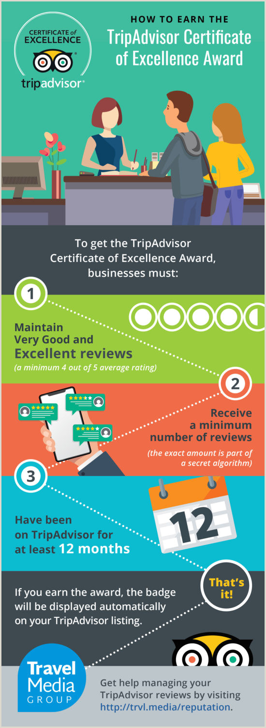 Best Business Cards Pinterest Infographic] How To Get Your Tripadvisor Certificate Of