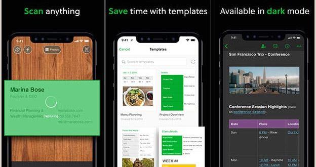 Best Business Cards Reader Apps iPhone 10 Best Free Business Card Scanner App for iPhone Ipad In 2020
